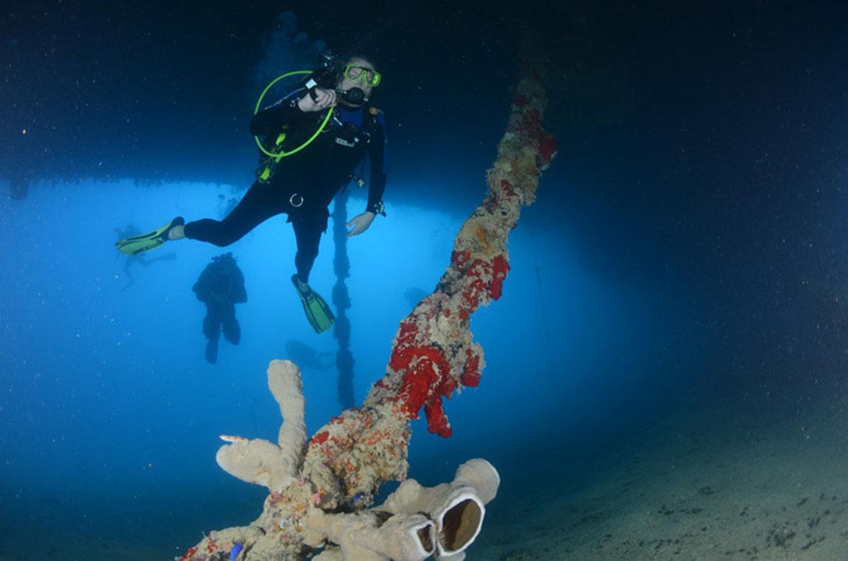 bikini atoll scuba