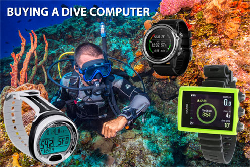 Buying a Dive Computer