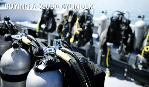 Buying a Scuba Cylinder