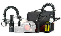 Camera Lighting Packages