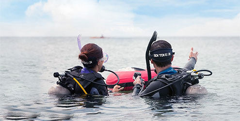 Dive Course FAQs