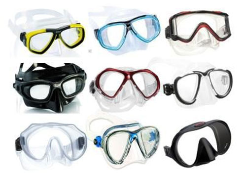 35b5823cf8ef Scuba Mask Features from The Scuba Doctor