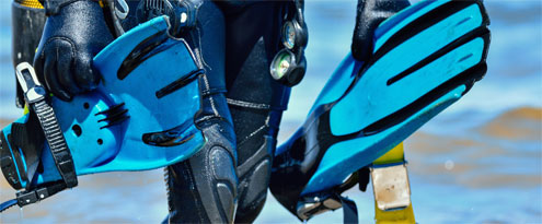 Holiday Dive Gear Hire from The Scuba Doctor