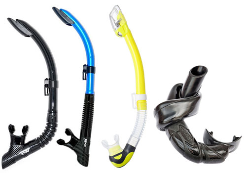 Snorkel Features from The Scuba Doctor