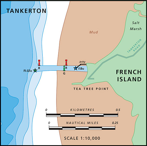 Tankerton Map