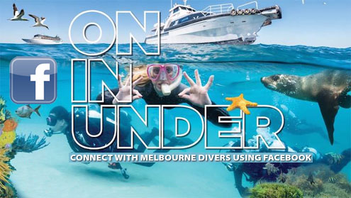 Facebook for Melbourne Divers