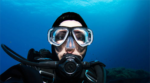 Fixing Underwater Vision Problems from The Scuba Doctor