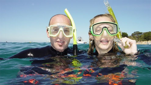 Mornington Peninsula Snorkelling