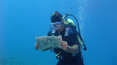Scuba Doctor Newsletters