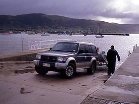 Apollo Bay Boat Ramp