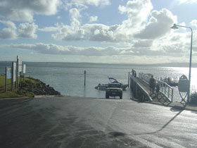 Newhaven Boat Ramp