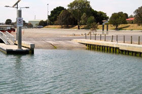 Patterson River Boat Ramp