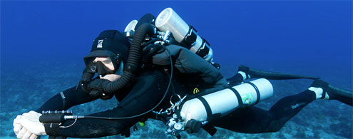Rebreathers from The Scuba Doctor