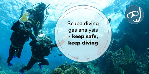 Scuba Diving Gas Analysis