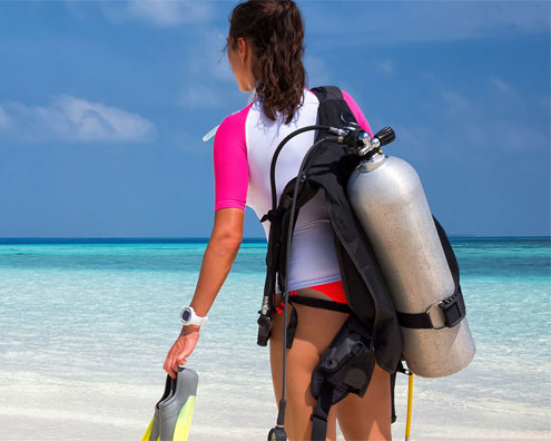 Scuba Diving Myths
