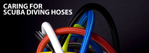 Caring For Scuba Diving Hoses