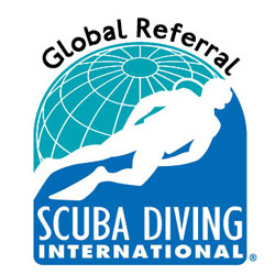 Scuba Diving International Global Referral