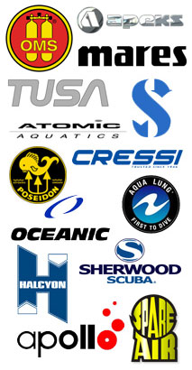 We service and support these brands