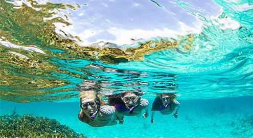 Snorkelling Limits and Safety Precautions