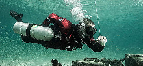 Technical Diver Training at The Scuba Doctor