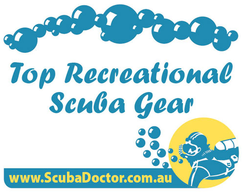 Top Recreational Scuba Gear