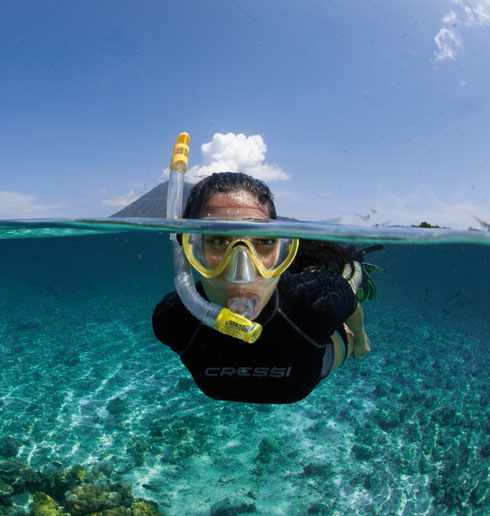 Trusted snorkelling advice from The Scuba Doctor