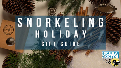 Snorkelling Holiday Gift Guide