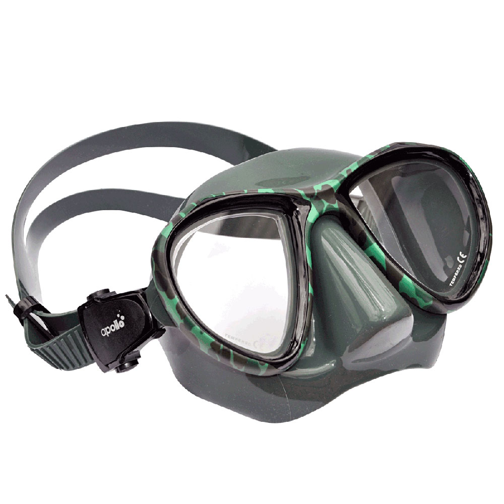 Apollo SVS Pelagio (Low Volume) Spearfishing Mask
