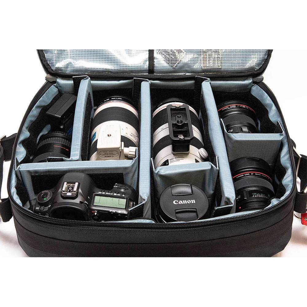 CineBags CB27 Lens Smuggler Bag - Click Image to Close