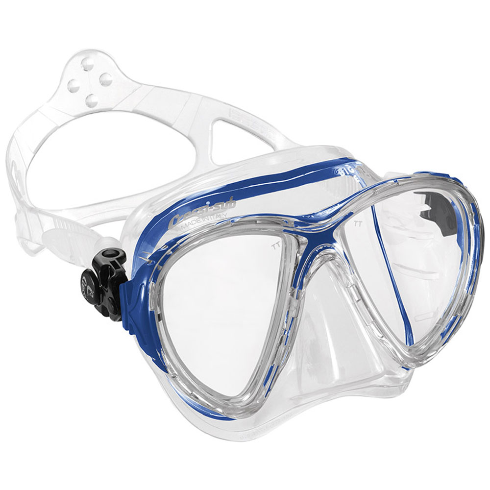 988599be2e Cressi Big Eyes Evolution Mask with Corrective Lenses - - The Scuba Doctor  Dive Shop