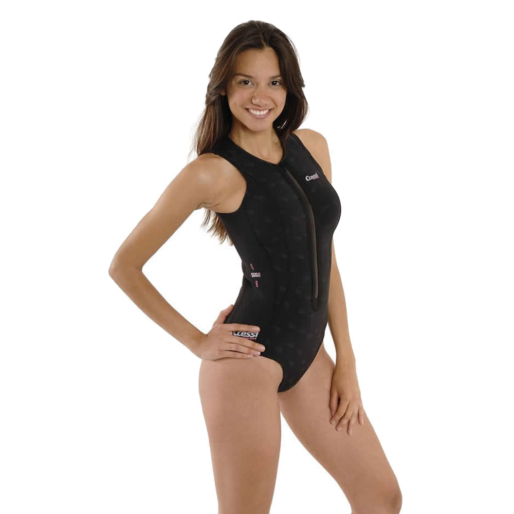 Cressi Termico Swimming Wetsuit - 2mm Lady