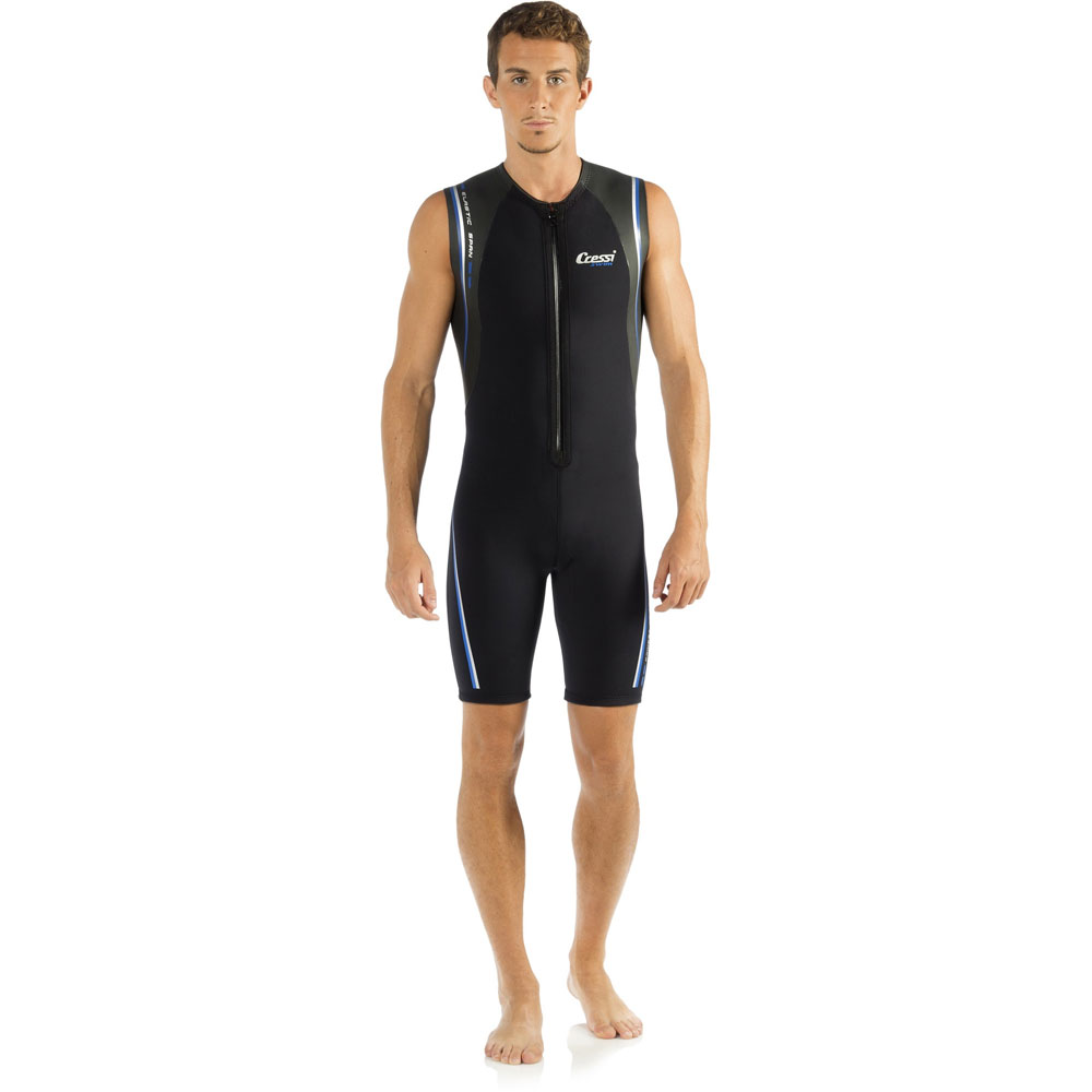 40162664d1 Cressi Termico Swimming Shorty Wetsuit - 2mm Man - The Scuba Doctor Dive  Shop