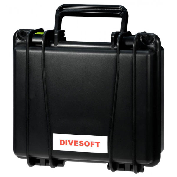 Divesoft Analyser He/O2 Watertight Case