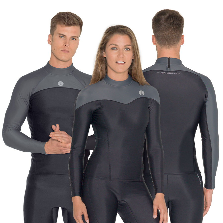 6183db98dfe5f Fourth Element Thermocline 2 Long Sleeve Top - Ladies - The Scuba Doctor  Dive Shop