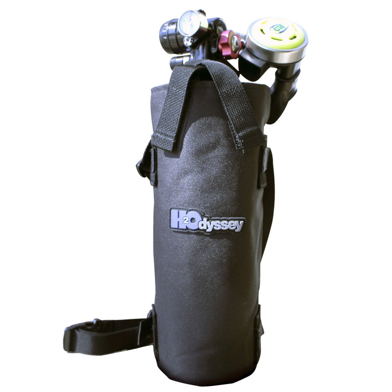 H2Odyssey EAS Complete Bag, Decant Filling Adapter, S13 Cylinder