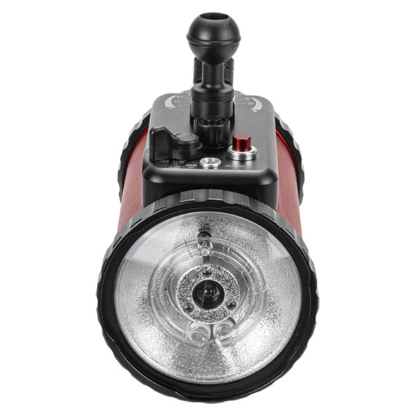 Isotta RED64 i-TTL Underwater Strobe - Click Image to Close