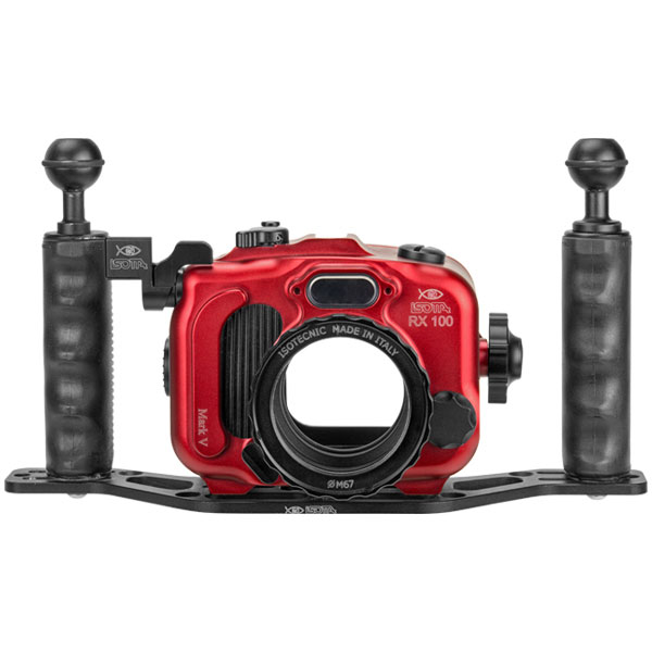 Isotta Sony RX100 Mark V and RX100 Mark VA Underwater Housing - Click Image to Close