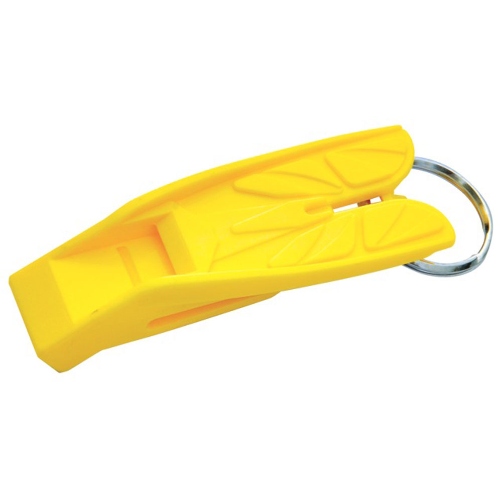 IST Proline Duo-Chamber Split Fin Shaped Safety Whistle