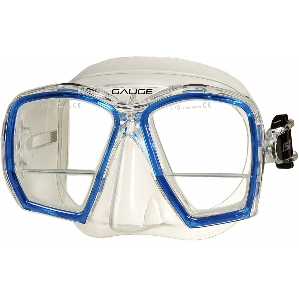 800657702e IST Proline Gauge Reader Mask - Bifocal +1.75 - The Scuba Doctor Dive Shop