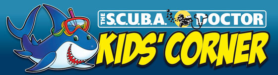 Kids' Corner at The Scuba Doctor