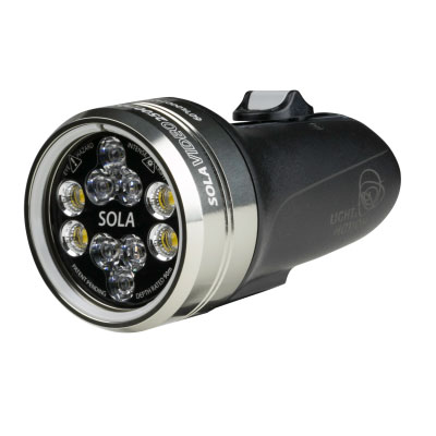 Light & Motion Sola Video 2500 Spot/Flood Light