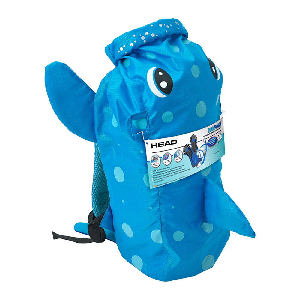 Mares Sea Pals Puffer Fish Junior Snorkelling Set (4-9 yrs) - Click Image to Close