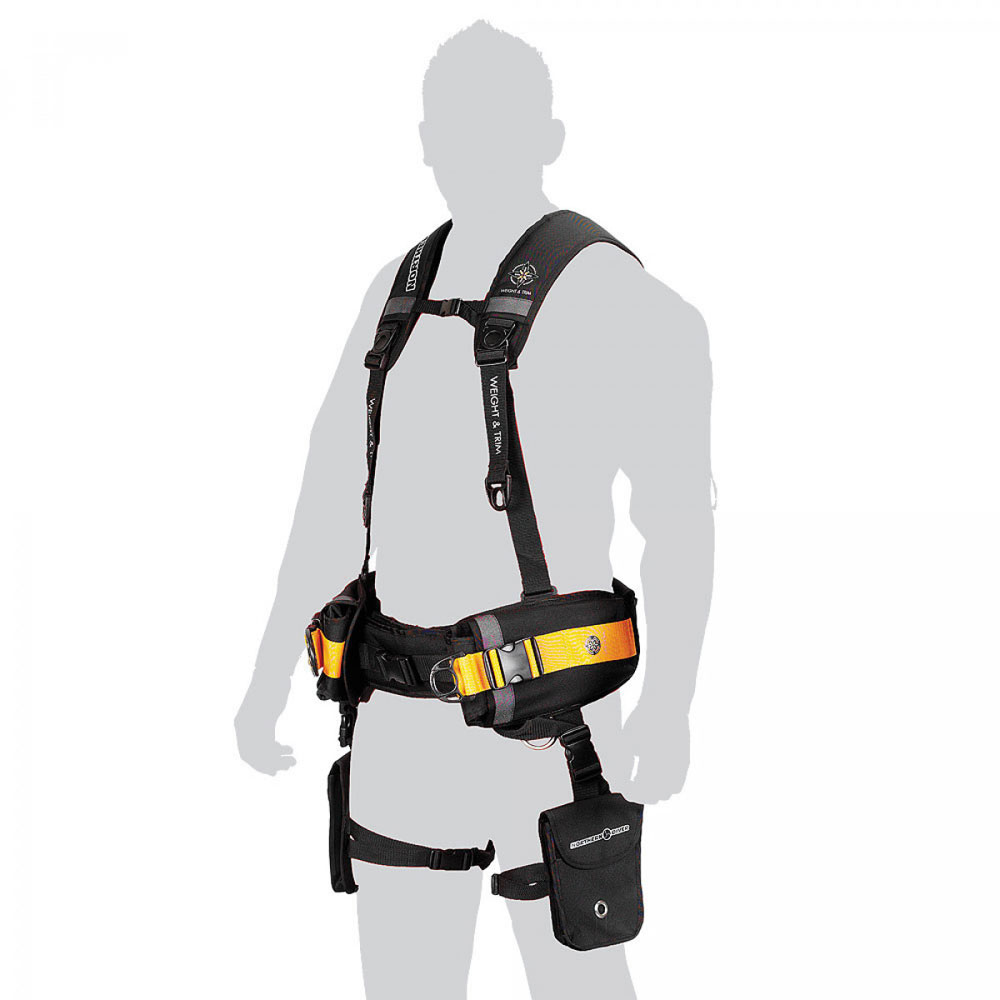 Northern Diver Weight And Trim Harness The Scuba Doctor
