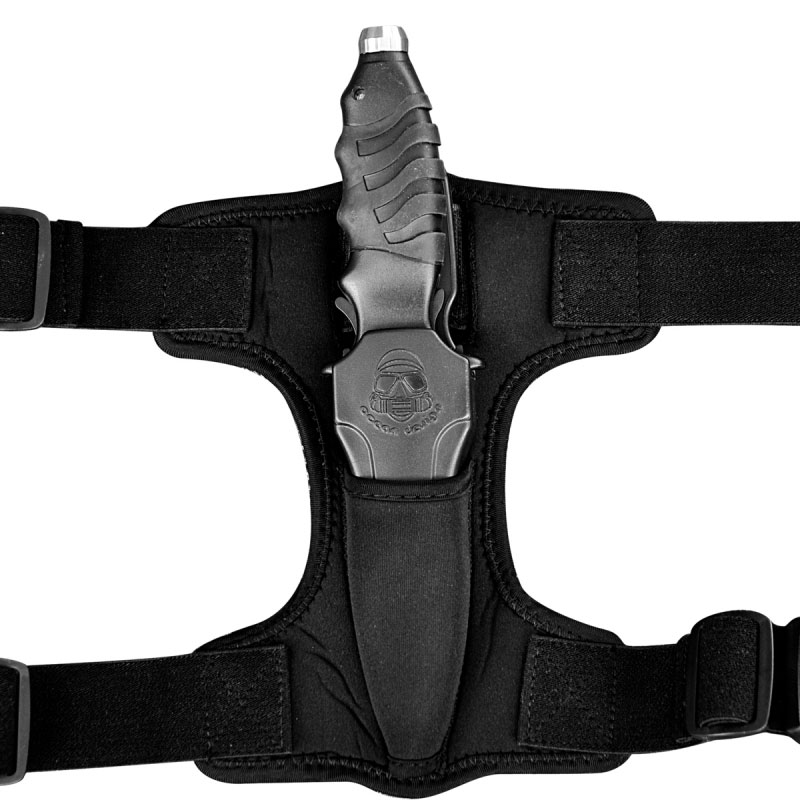 Ocean Design Combat SQR Knife Neoprene Holster