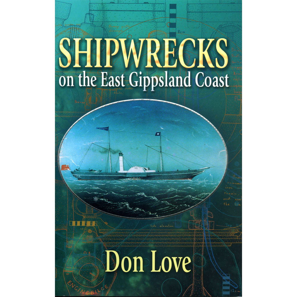 Shipwrecks on the East Gippsland Coast