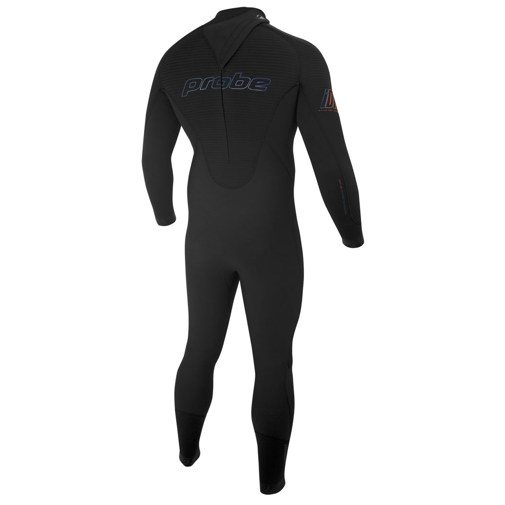 966f10d985 Probe iDry 3mm Quick-Dry Semi-Dry Suit (Back Zip) - The Scuba Doctor ...