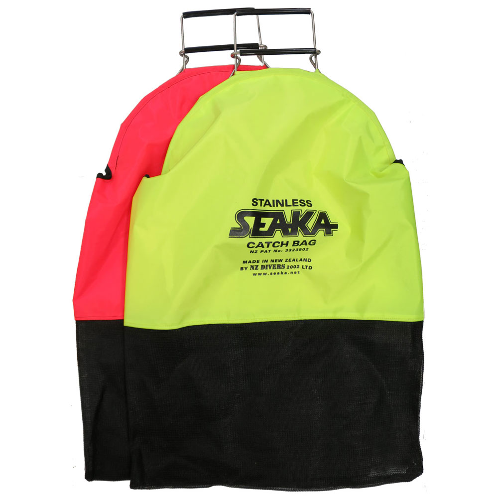 Seaka Catch Bag - Spring Loaded - Premium Quality