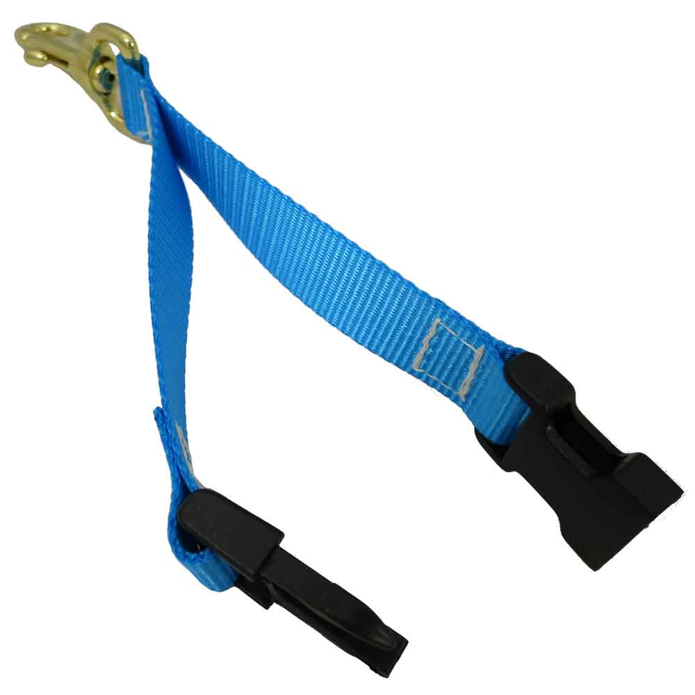 Diver leash: upgrade snap to predator