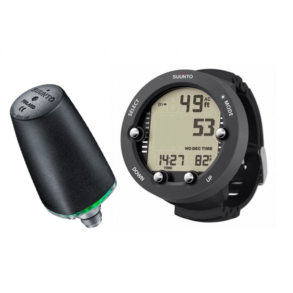 Suunto Vyper Novo Wrist Dive Computer with USB and Transmitter