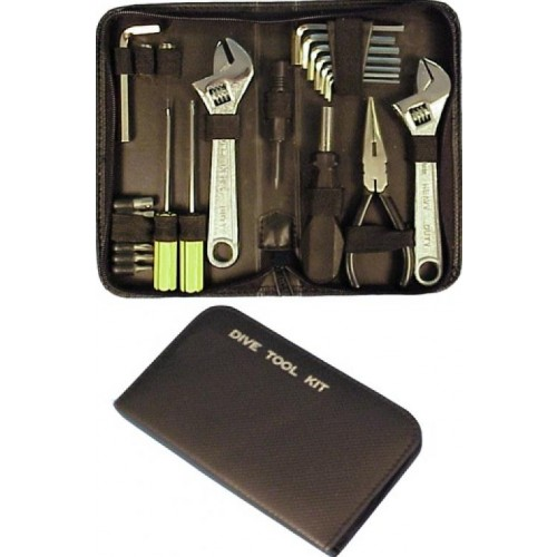 Trident Deluxe Scuba Diver's Toolkit